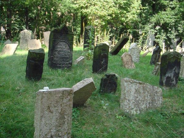 Cimetière de Prague